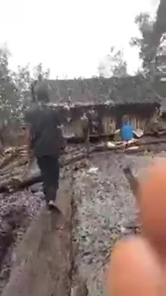 This is  Niger Delta Oil Producing Community   Fresh oil spill hits Benikrukr...