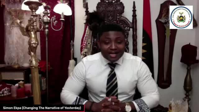Late night with Simon Ekpa 30.3.2021   Exposing the role of Abdulsalami Abuba...