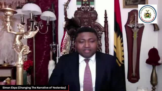 Exposition of how Nigeria government officials support terrorism 12.4.2021  C...