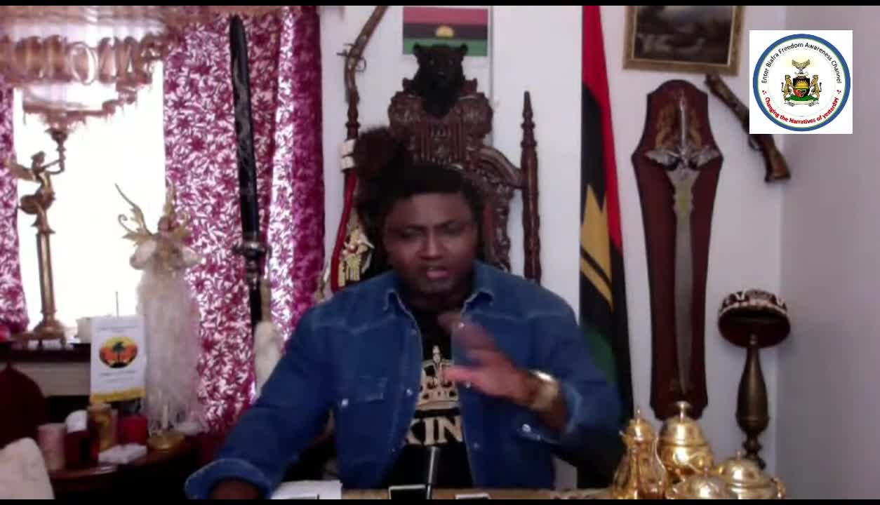Bringing the evidence of my assertions on BBC Igbo Interview Nigeria Army Recruiting Boko Haram i...