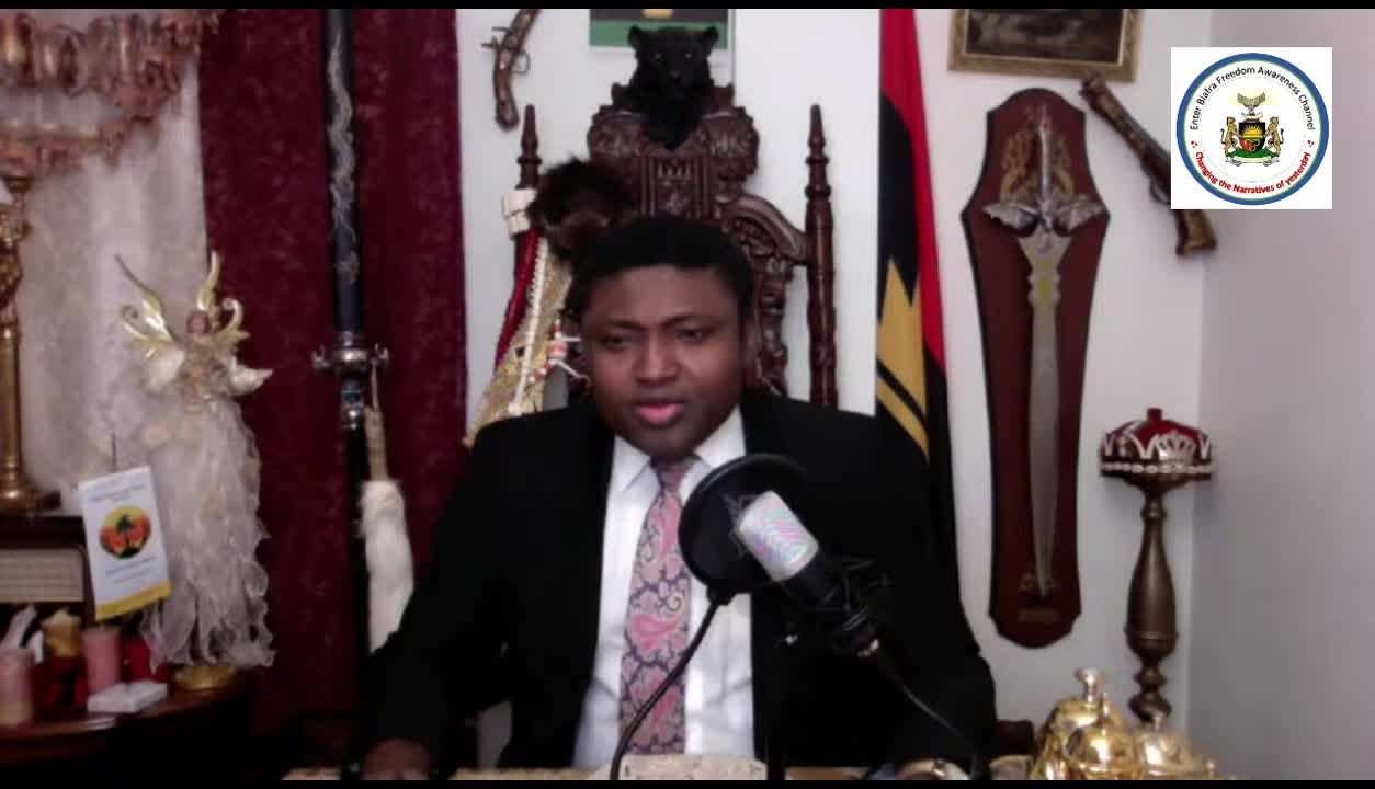 Special broadcast with Dr Maduka discussing Biafra Exit 18.9.2021 on this broadcast i will be Add...