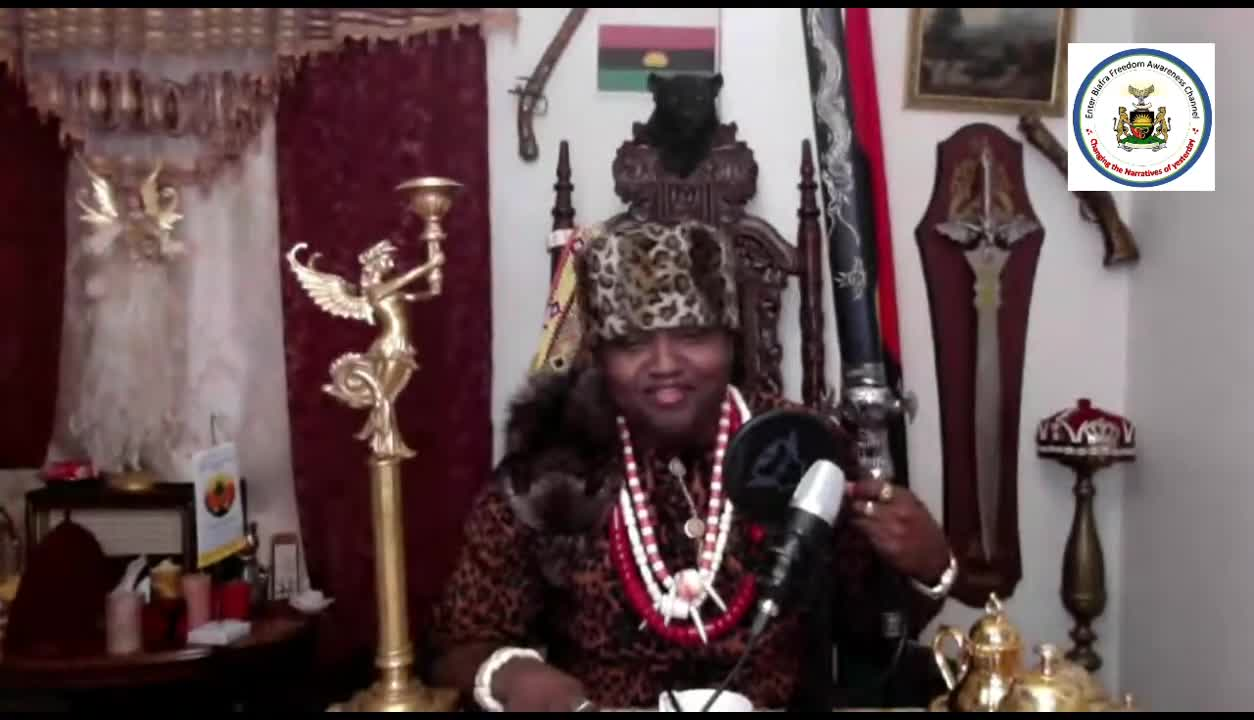 Wednesday Special Live Broadcast 22.9.2021 Get Ready for one month lockdown of Biafraland